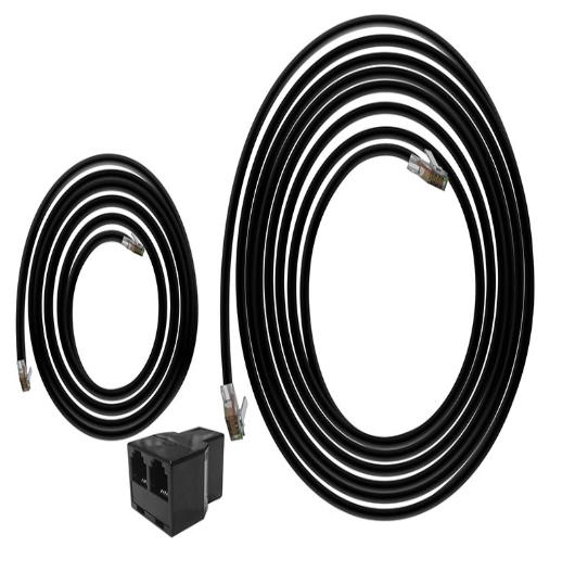 Hydro-X RJ12 Extension Cable Set