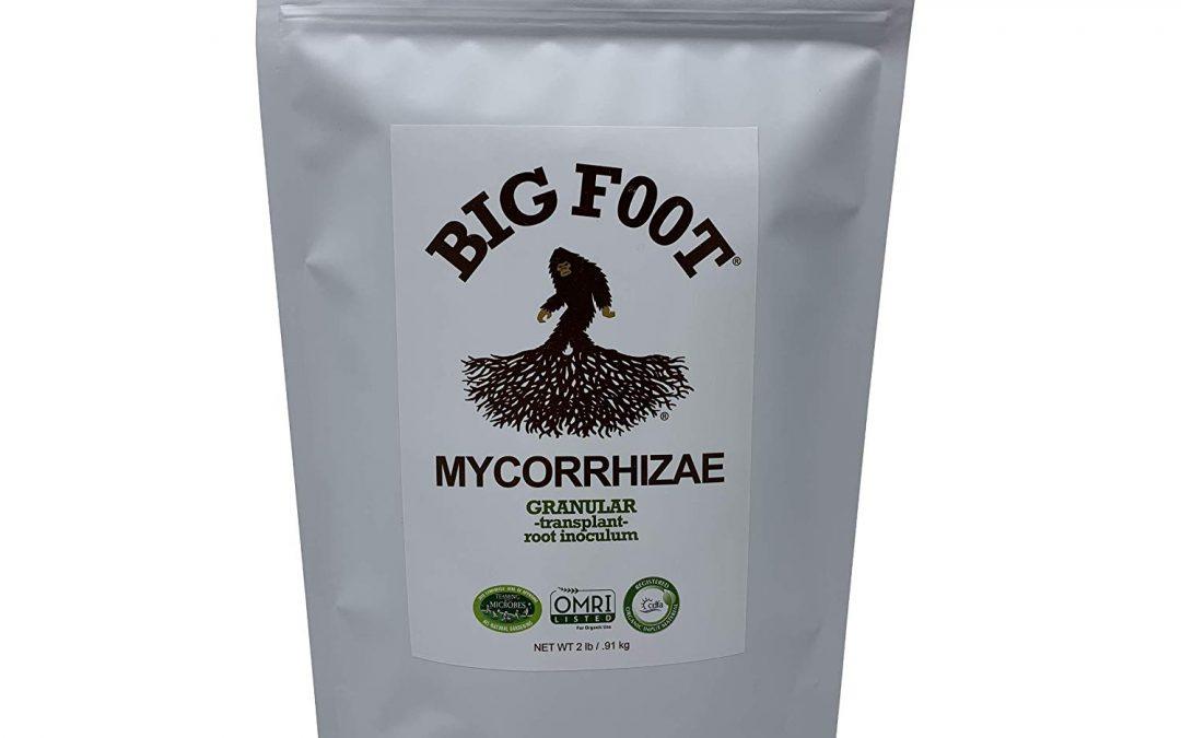 Big Foot Mycorrhizae Granular 2 lb