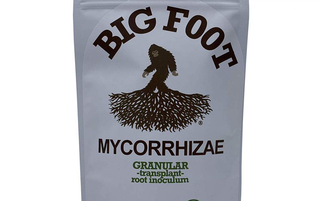Big Foot Mycorrhizae Granular 4 oz