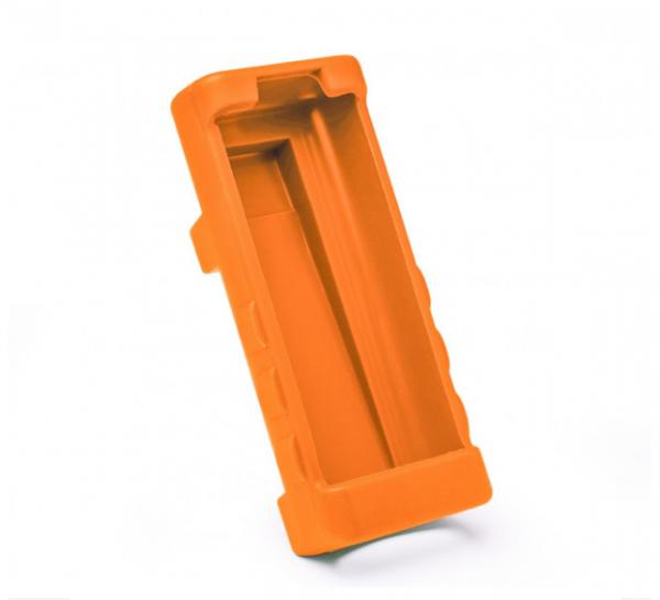 Shockproof Orange Rubber Boot for HI9814