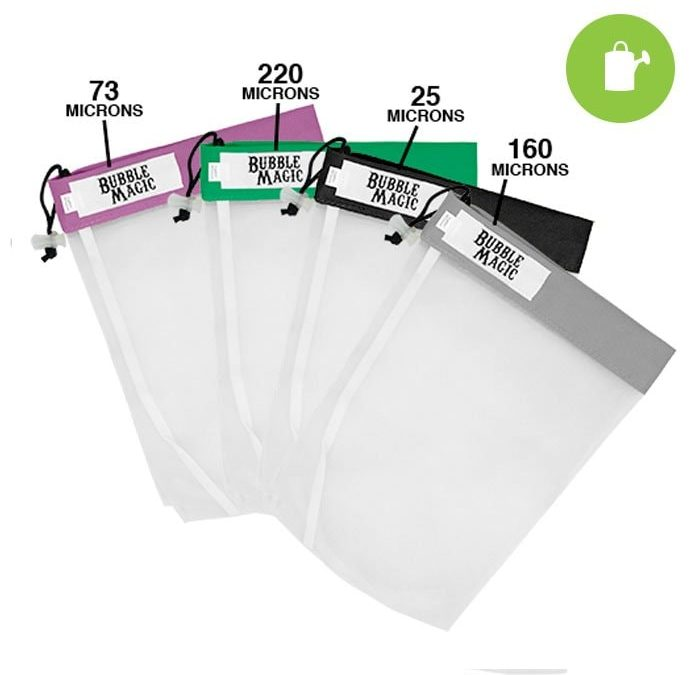 Bubble Magic All Mesh Extraction Bags – 20 Gallon 4 Bag Kit