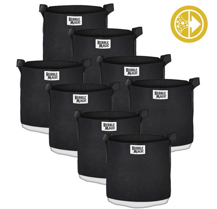 Bubble Magic Extraction Bags 5 Gallon 8 Bag Set