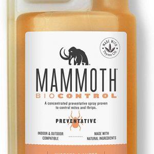 Mammoth Bio Control 1 Gallon