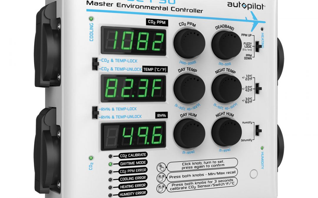 ECLIPSE F90 Master Environmental Controller
