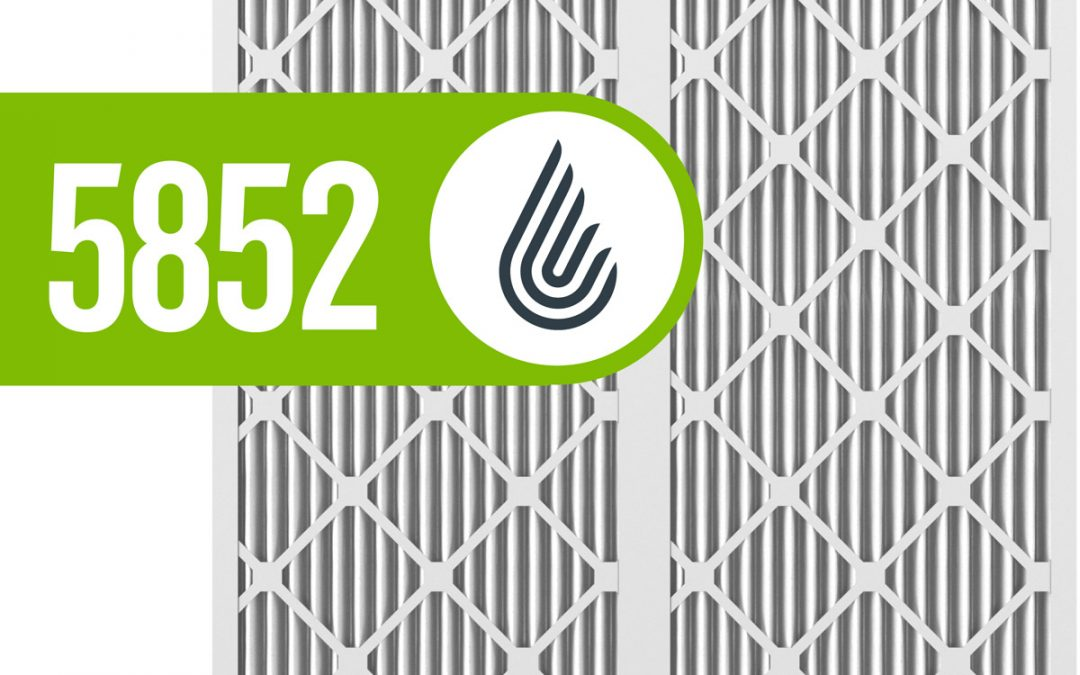 Anden A710V1 & A710V3 MERV 11 Replacement Filter