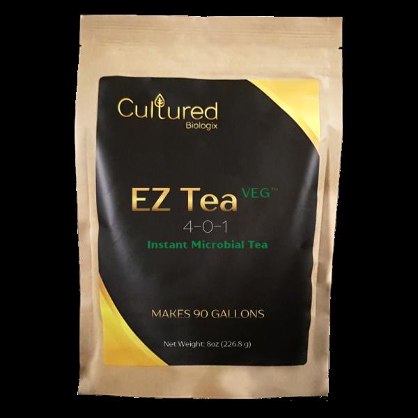 EZ Tea Veg 8oz