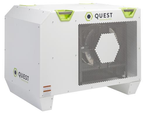 Quest 506 Commercial Dehumidifier – 506 Pint