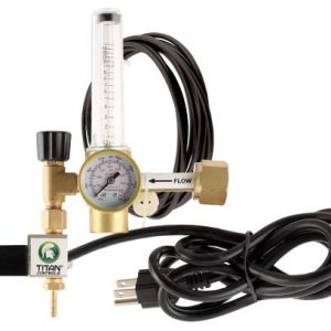 Titan Controls CO2 Regulator (10/Cs)