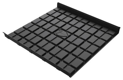 Botanicare 5' Black ABS Mid Tray