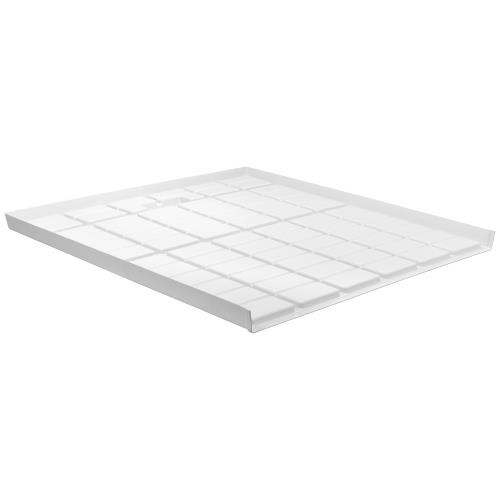 Botanicare® CT Drain Tray 4 ft x 4 ft - White ABS