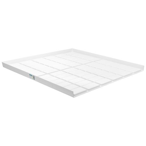 Botanicare® CT End Tray 4 ft x 4 ft - White ABS