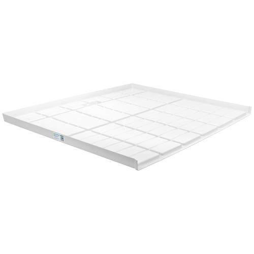Botanicare® CT Drain Tray 4 ft x 5 ft - White ABS