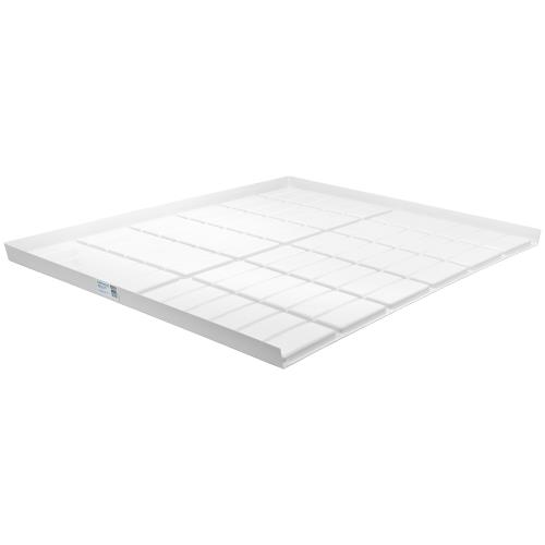 Botanicare® CT End Tray 4 ft x 5 ft - White ABS