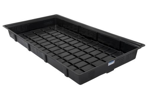 Duralastics ID Tray 3 ft x 6 ft - Black