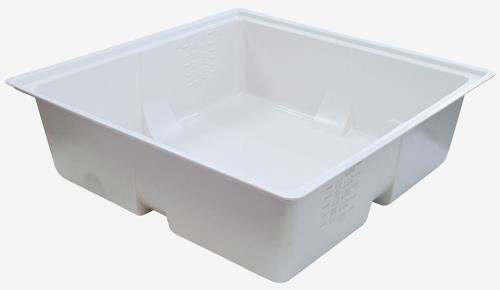 Duralastics 100 Gallon Reservoir  White
