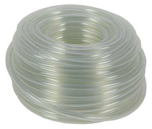 Hydro Flow Vinyl Tubing Clear 3/8 in ID x 1/2 in OD 100 ft