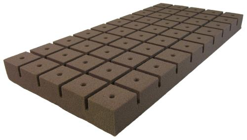 Oasis Rootcubes 1.5 in Medium Cubes (5015) 50/Sheet