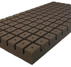Oasis Rootcubes 1.25 in Medium Cubes (5010) 104/Sheet
