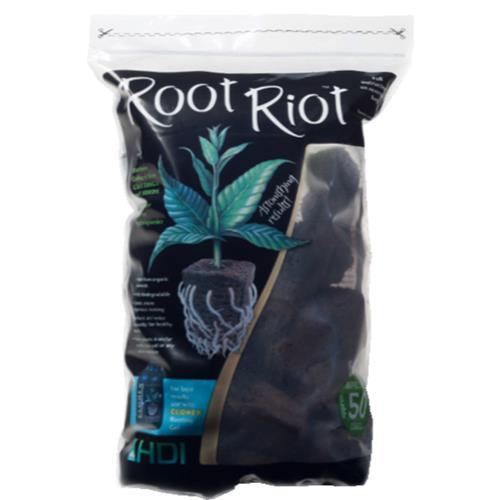 Root Riot Replacement Cubes - 50 Cubes (20/Cs)
