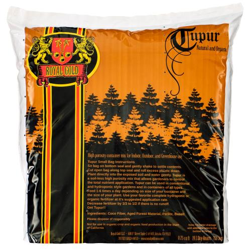 Royal Gold Tupur .75 cu. ft. Grow Bag (144/Plt)