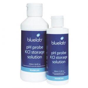 Bluelab pH Probe KCl Storage Solution 100 ml (6/Cs)