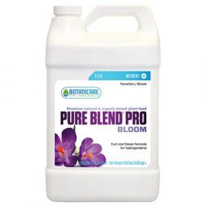 Botanicare Pure Blend Pro Bloom Gallon (4/Cs)