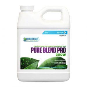 Botanicare Pure Blend Pro Grow Quart (12/Cs)