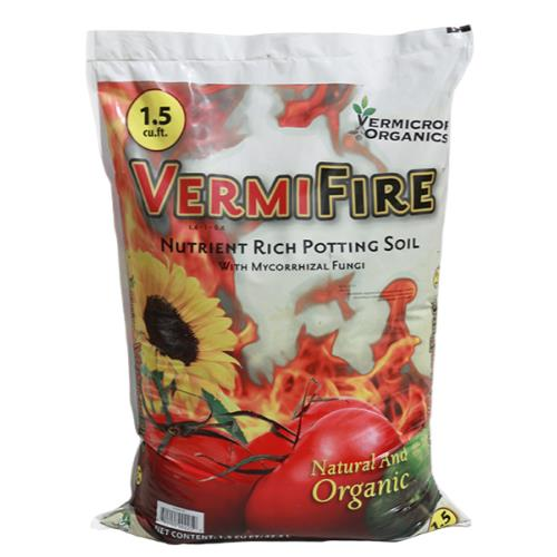 Vermicrop VermiFire 1.5 cu ft (55/Plt)