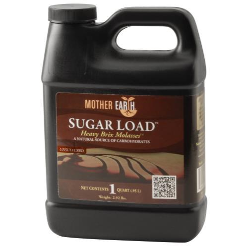 Mother Earth Sugar Load Heavy Brix Molasses Quart (12/Cs)