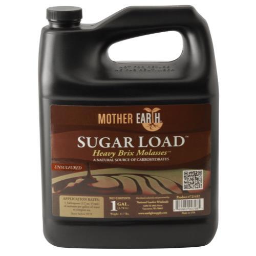 Mother Earth Sugar Load Heavy Brix Molasses Gallon (4/Cs)