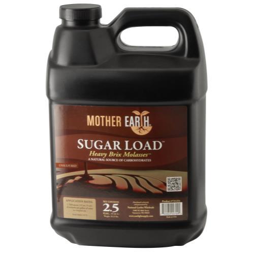 Mother Earth Sugar Load Heavy Brix Molasses 2.5 Gallon (2/Cs)