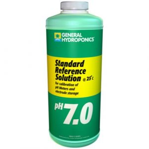 GH pH 7.01 Calibration Solution Quart (12/Cs)