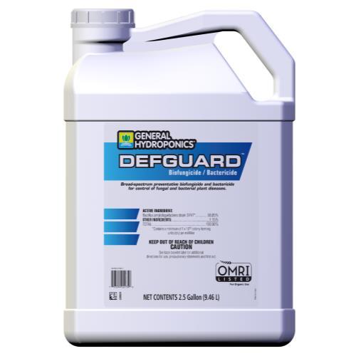 GH Defguard Biofungicide / Bactericide 2.5 Gallon (2/Cs)