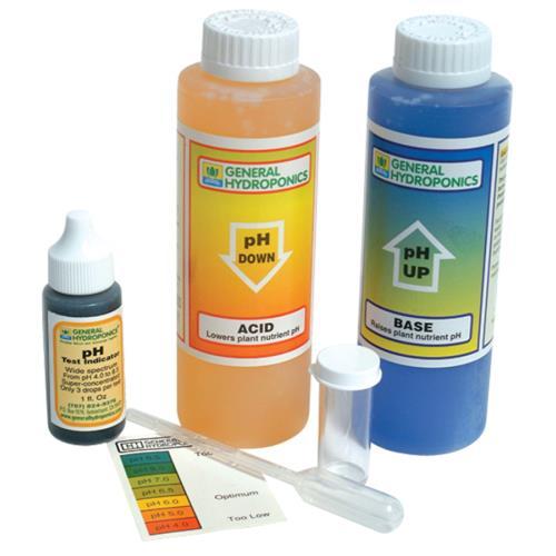 GH pH Control Kit (12/Cs)