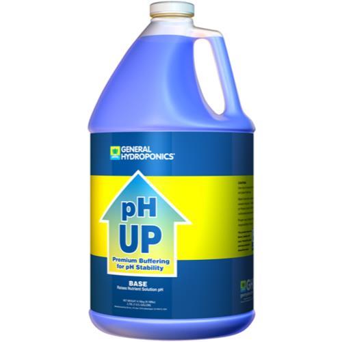 GH pH Up Liquid Gallon (4/Cs)