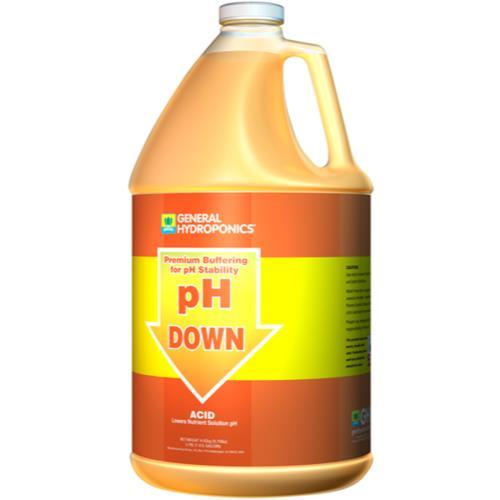 GH pH Down Liquid Gallon (4/Cs)
