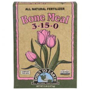 Down To Earth Bone Meal - 5 lb (6/Cs)