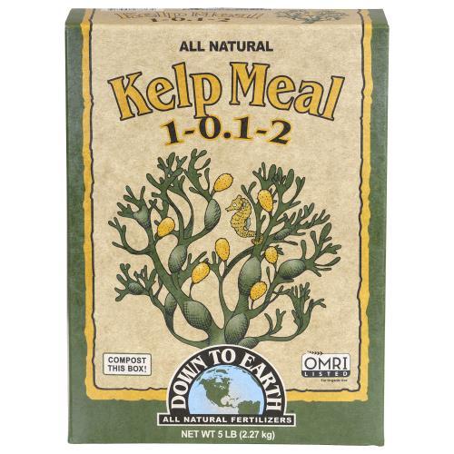 Down To Earth Kelp Meal - 5 lb (6/Cs)