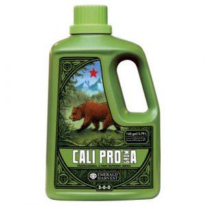 Emerald Harvest Cali Pro Grow A Gallon/3.8 Liter (4/Cs)