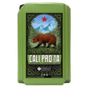 Emerald Harvest Cali Pro Grow A 2.5 Gal/9.46 L (2/Cs)