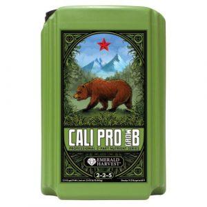Emerald Harvest Cali Pro Grow B 2.5 Gal/9.46 L (2/Cs)