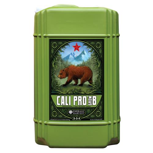 Emerald Harvest Cali Pro Grow B 6 Gal/22.7 L(1/Cs)