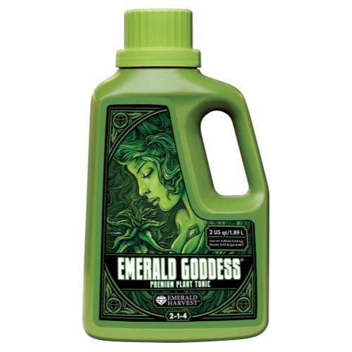 Emerald Harvest Emerald Goddess 2 Qrt/1.9 L (6/Cs)