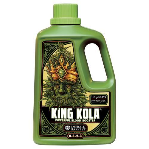 Emerald Harvest King Kola Gallon/3.8 Liter (4/Cs)