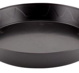 Gro Pro Heavy Duty Black Saucer - 8 in (100/Cs)