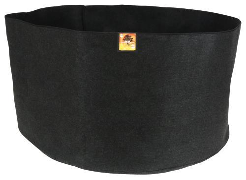 Gro Pro Essential Round Fabric Pot - Black 400 Gallon (6/Cs)