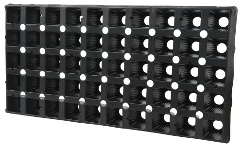Super Sprouter 50 Cell Square Plug Tray Insert (70/Cs)