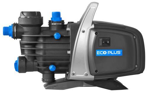 EcoPlus Elite Series Multistage Pump 3/4 HP - 1416 GPH