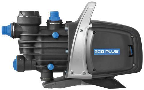 EcoPlus Elite Series Jet Pump 3/4 HP - 900 GPH
