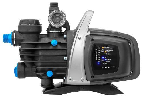 EcoPlus Elite Series Electronic Jet Pump 3/4 HP - 900 GPH